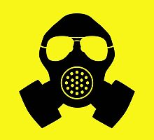 Hayfever Survival Mask by emilegraphics