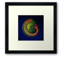 Celtic Twist Framed Print