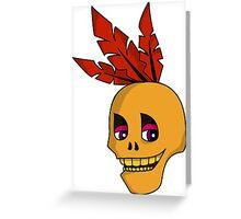 """""""Mumbo Jumbo"""" Greeting Card"""
