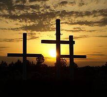 Righteous Sunset by Linda Mathews