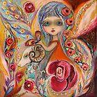 The Fairies of Zodiac series - Aries by Elena Kotliarker