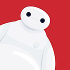 Baymax from Big Hero 6 by AlessandroAru