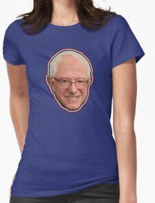 Bernie Sanders 2016 Socialist Progressive Democrat Womens Fitted T-Shirt