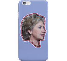 Hillary Clinton 2016 Liberal Democrat iPhone Case/Skin