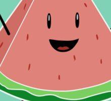 Walter Melon - Cute Salad Sticker