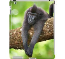 Monday Monkey iPad Case/Skin