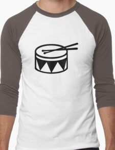 Drum drumsticks Men's Baseball ¾ T-Shirt