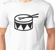 Drum drumsticks Unisex T-Shirt