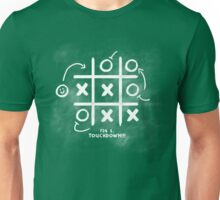 Touchdown! (How Football works, as I Understand It) Unisex T-Shirt