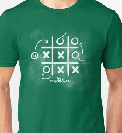Touchdown! (How Football works, as I Understand It) Unisex T-Shirt