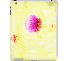 Thistle - JUSTART © iPad Case/Skin