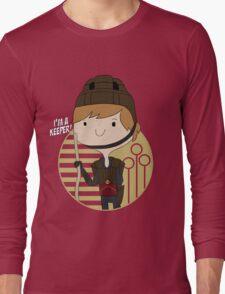 Ron's a Keeper Long Sleeve T-Shirt
