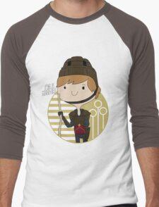 Ron's a Keeper Men's Baseball ¾ T-Shirt