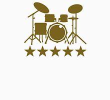 Drums stars Unisex T-Shirt