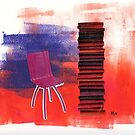 Sit down and read a book! by Gabriele Maurus