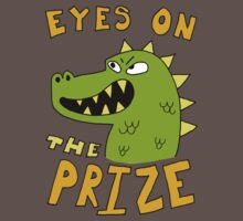 Eyes on the prize dinosaur by DiabolickalPLAN