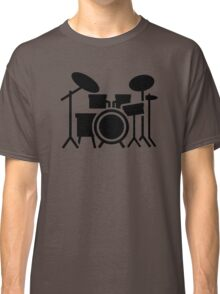 Drums set Classic T-Shirt