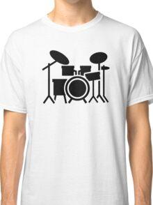Drums set Classic T-Shirt