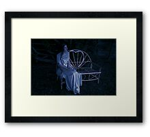 Midnight Daydreamer Framed Print