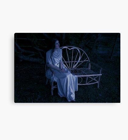 Midnight Daydreamer Canvas Print
