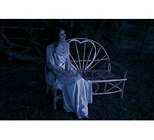 Midnight Daydreamer Photographic Print
