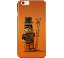 Mister Gold Stormtrooper iPhone Case/Skin
