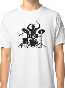 Band drummer Classic T-Shirt