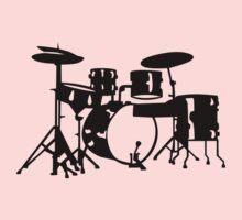 Drums Kids Tee