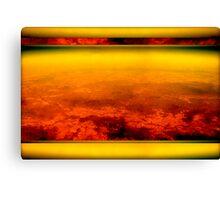 1183 Above & Beyond Canvas Print