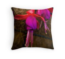 Mum's Flower 2 Throw Pillow