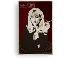 Twin Peaks - Laura Palmer Canvas Print