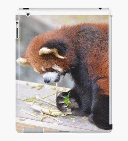Red Panda iPad Case/Skin