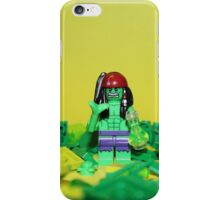 Green Hulk iPhone Case/Skin