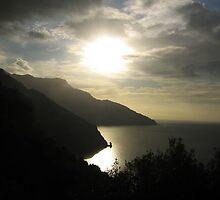 Amalfi Sunrise by Ashley Lawrence