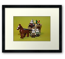 The Hobbit Stormtroopers Framed Print
