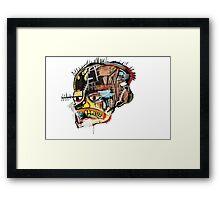The Head  Framed Print