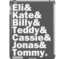 We are the Young Avengers - White iPad Case/Skin