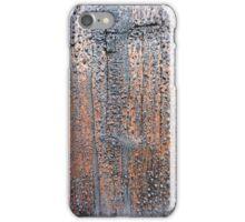 Tarred Wood iPhone Case/Skin