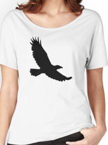 Eagle Bird Women's Relaxed Fit T-Shirt