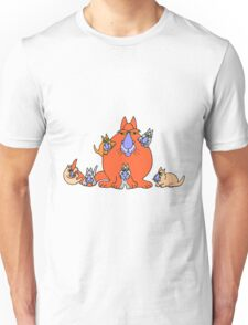 Family first Unisex T-Shirt