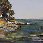 Oyster Bay Late July by TerrillWelch