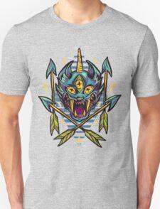 Cat Beast  Unisex T-Shirt