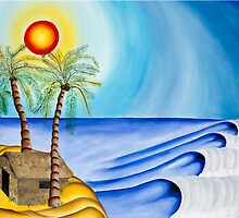 Sky and Sea by Keith Nesbitt