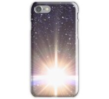 Sun and planet iPhone Case/Skin