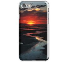 Great Salt Lake Sunset iPhone Case/Skin