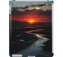 Great Salt Lake Sunset iPad Case/Skin