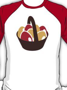 Easter eggs basket T-Shirt