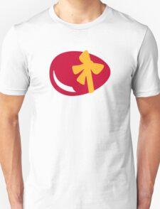Easter egg bow Unisex T-Shirt