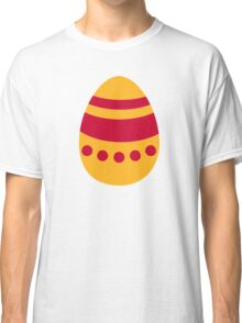 Colored Easter egg Classic T-Shirt