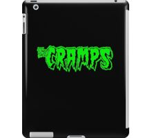 The Cramps (green) iPad Case/Skin